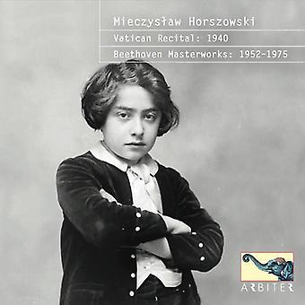 Horszowski - Masterworks [CD] USA import