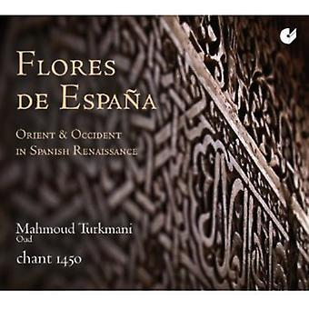 Flores De Espana - Flores De Espa a: Orient & Occident in Spanish Renaissance [CD] USA import