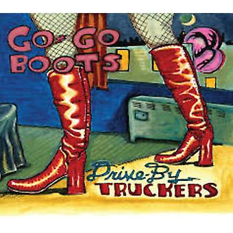 Drive-by Truckers - Go-Go Boots [Vinyl] USA import