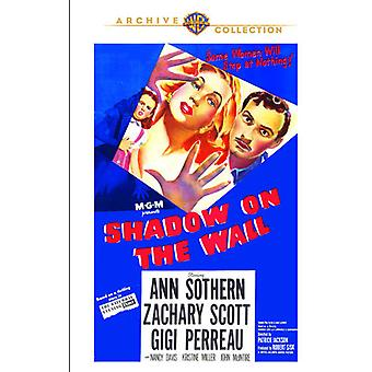 Schatten Sie auf der Wand [DVD] USA import