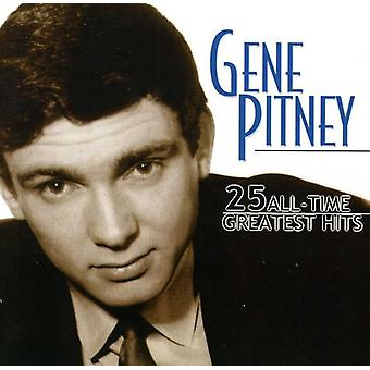Gene Pitney - 25 All-Time Greatest Hits [CD] USA import