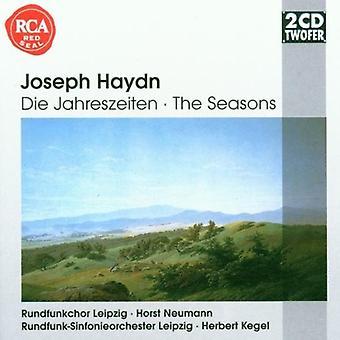 Seasons [CD] USA import