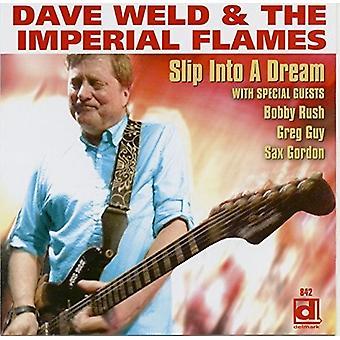 Dave Weld & Imperial Flames - importación de USA de la resbalón en un sueño [CD]