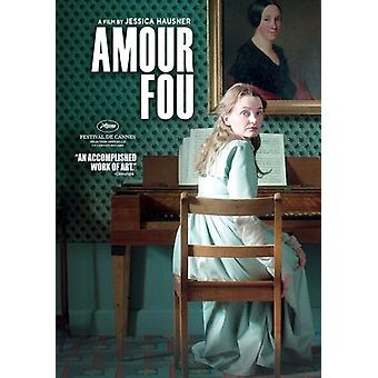 Amour Fou [DVD] USA import