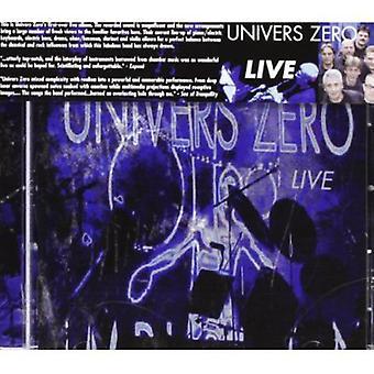 Univers Zero - Live [CD] USA import