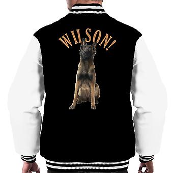 Friday Night Dinner Wilson Men's Varsity Jacket