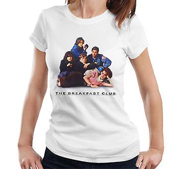The Breakfast Club Movie poster porträtt kvinnor ' s T-shirt