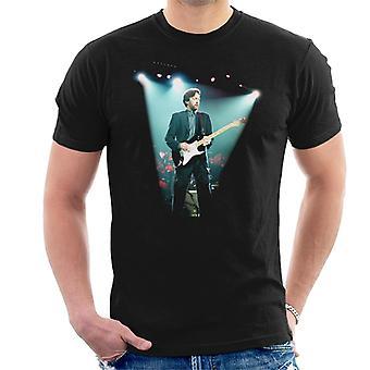 Eric Clapton på scenen Brighton Centre 1992 menn t-skjorte