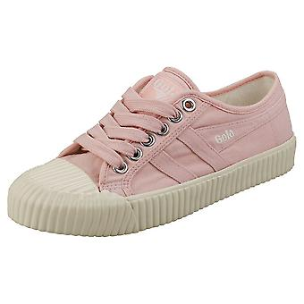 Gola Cadet Donne Fashion Trainers in Bianco Rosa
