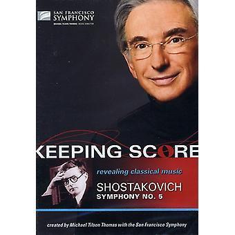 D. Shostakovich - Symphony No.5 [DVD] USA import