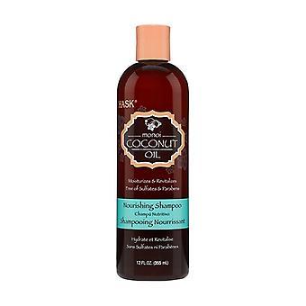 Monoi Coconut Oil Nourishing Shampoo 355ml