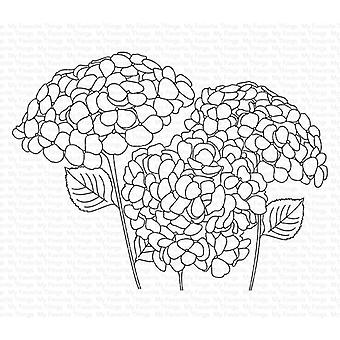 Mijn favoriete dingen Hortensia's in Bloom Clear Stempels