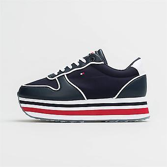 טומי הילפיגר Wmns מוזרם Flatform FW0FW04702DW5 אוניברסלי כל השנה נשים נעליים