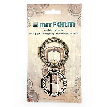 Mitform Marine 1 Metal Embellishments
