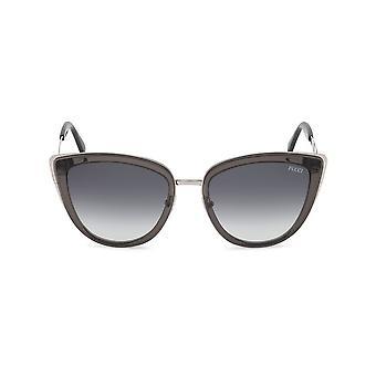 Emilio Pucci - Accessoires - Zonnebrillen - EP0092_20B - Dames - grijs, zilver