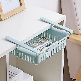 Einziehbare Küche Kühlschrank Organizer - Rutsche unter Regal Rack platzsparende Kühlschrank Schublade
