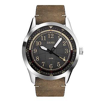 s. Oliver SO-3575-LQ Men's Watch
