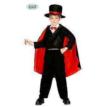 Traje de mago Generique para circo de los niños