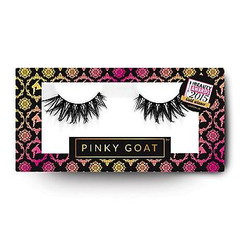 Pinky Goat Glam Collectie Herbruikbare Faux Mink Wimpers - Hana - Cruelty Free