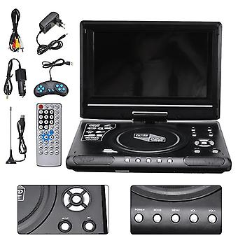 Auto Lcd Dvd Player Display, Game-TV-Player, Hd 9,8 Zoll Mp3 Usb-Radio-Adapter