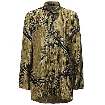 Ralston Linen Blend Wally Swirl Shirt