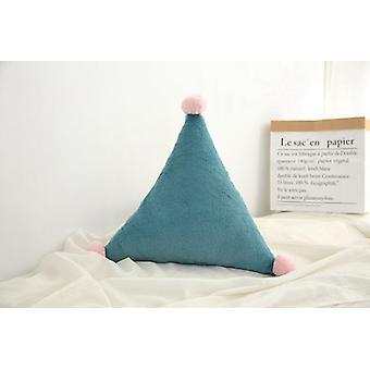 Mjuk baby soffa kudde Star- Cloud Heart Crown Triangle Hem Resor Kuddar