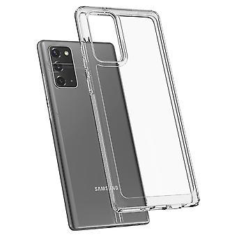 Ultra Hybride Transparante Romp voor Samsung Galaxy Note20