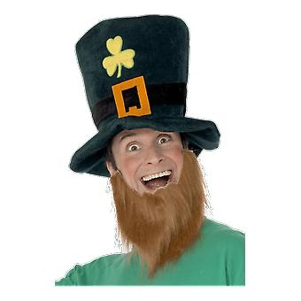 Adult Leprechaun Hat And Beard