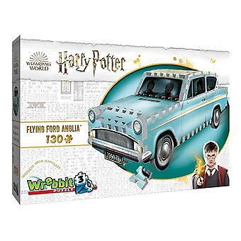 Wrebbit 3D Harry Potter: Flying Ford Anglia (130pc)