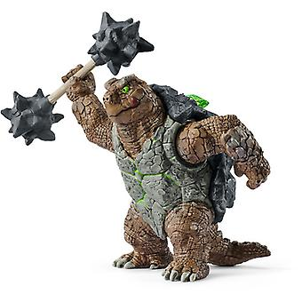 Armoured Turtle With Weapon USA import