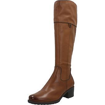 Regarde Le Ciel Boots Zoya135412 Couleur Cognac