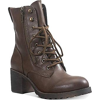 American Rag Womens Sloanie Faux Cuir Lace-Up Booties