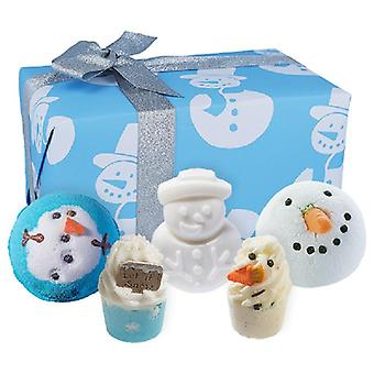 Bomb Cosmetics Mr Frosty Gift Box