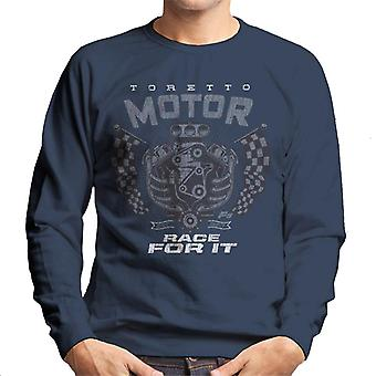 Fast and Furious Toretto Race For It Men's Sweatshirt