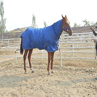 Thick Warm Winter Rain And Snow Waterproof Horse Clothes