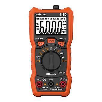 Ncv Digitale Multimeter Auto Ranging Ac / dc Voltage Meter Flash Back Light Large