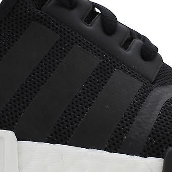 Adidas NMD R1 Core Black/Footwear White S80206 Hommes&s