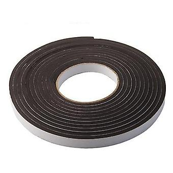 Adhesive Excluder, Seal Door And Window Gap- Insulation Rubber Tape