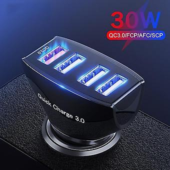 Adapter snelladen voor iphone Samsung Xiaomi Phone Car-lader