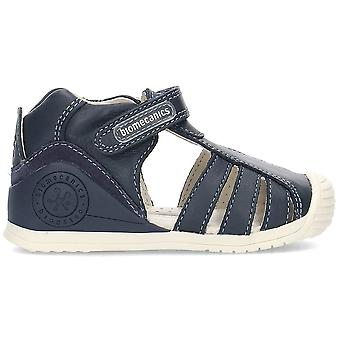 ביומאקניקה 192125 192125AAZULMARINO אוניברסלי קיץ תינוקות נעליים