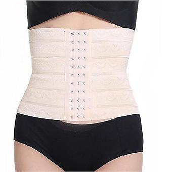 Vrouwen Elastic Slim Waist Trainer Body Shaper Belly Slimming Bodybuilding Corset