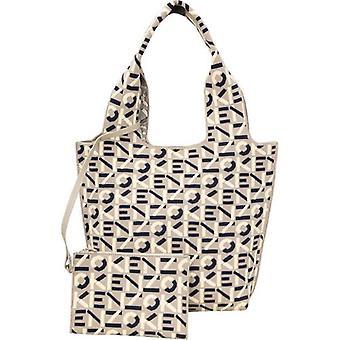 Kenzo Monogram Small Tote Bag