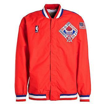 Mitchell & Ness All Star Warm Up Jacket 1991 NBA Track Top ASWSCAR91
