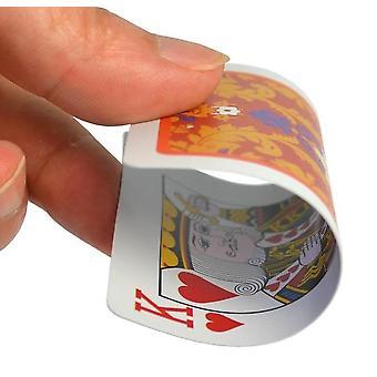 Playing  Poker Card Game
