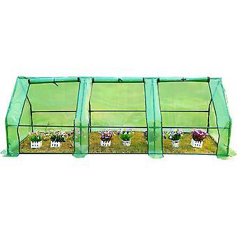 Invernadero Petunia2.43m² - 2.7 x 0.9 x 0.9 m