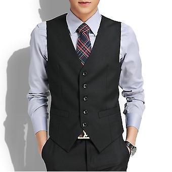 Business Casual Suit Vest