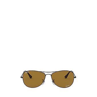 Ray-Ban RB3562 occhiali da sole unisex a mitragliatrice opaca