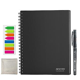 Smart Erasable Notebook Matches Perfectly With Gel Pen