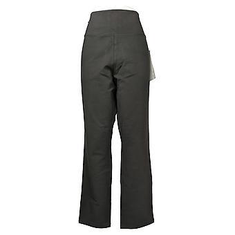 Donne con shaper di controllo Gamba sottile regolare con controllo pancia grigio A225789