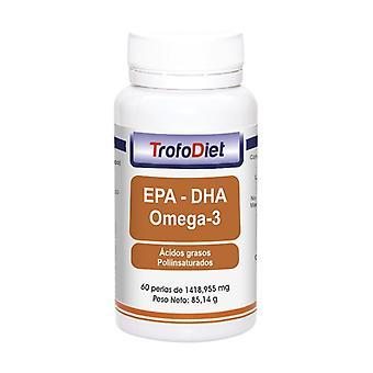 EPA - DHA 60 softgels
